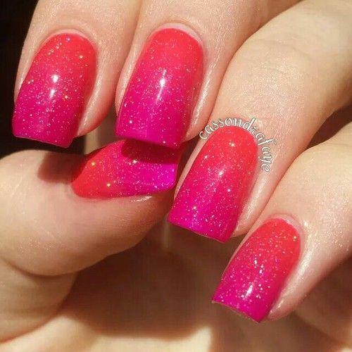 Fonte: We Heart It #nails #nail #nailart #pink #fashion #tumblr
