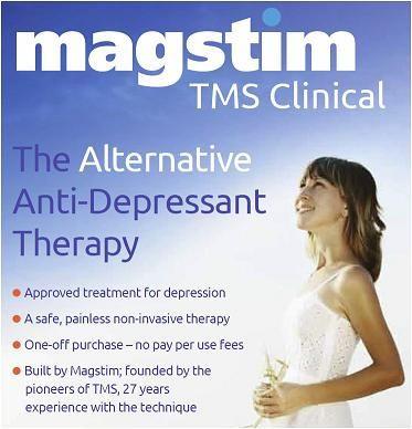 transcranial magnetic stimulation depression