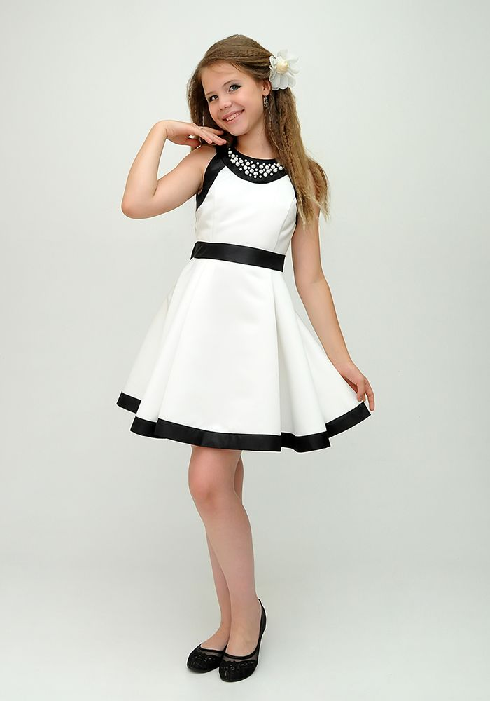 0e981735294b917 Платья для девочек 10 лет (116 фото): на свадьбу, красивое, модные,  повседневные, короткие, со шлейфом