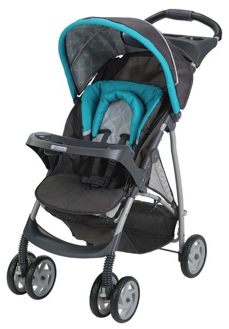 graco click connect literider stroller best lightweight stroller best baby stroller. Black Bedroom Furniture Sets. Home Design Ideas