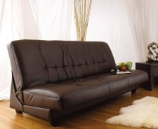 Avanti Faux Leather Sofa Bed  £299.99Beds Offering, Leather Sofas, Leather Sofabed, Avantie Sofas, Sofas Beds, Faux Leather, Lpd Avantie, Futons Sofabed, Modern Sofas