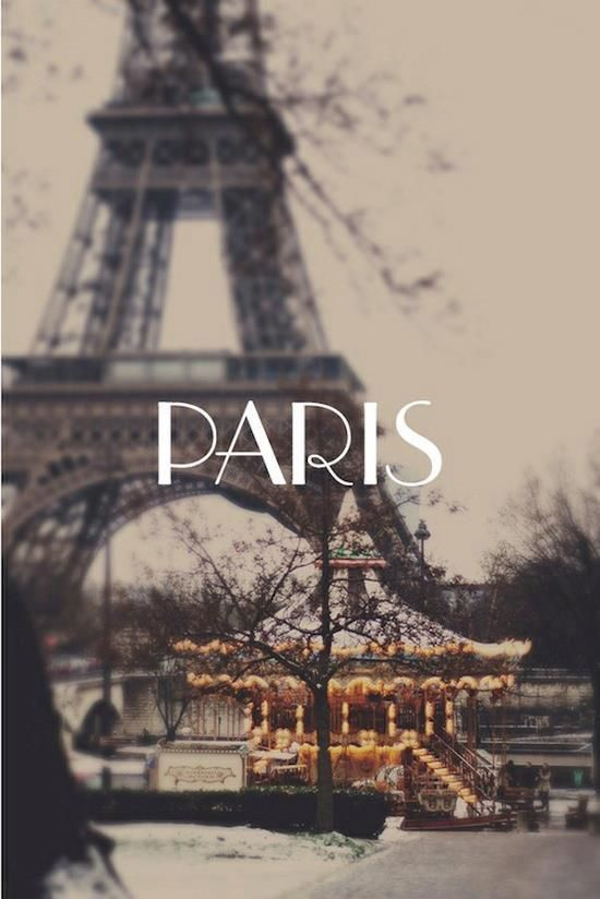 hoping for a quick trip to paris soon ... ahh paris in the spring