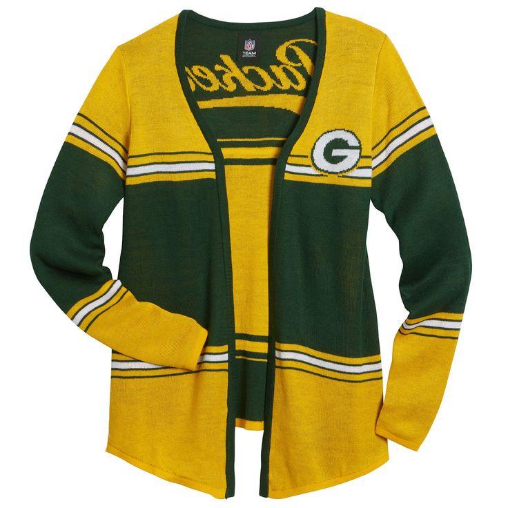 Green Bay Packers Women's Shrug Cardigan