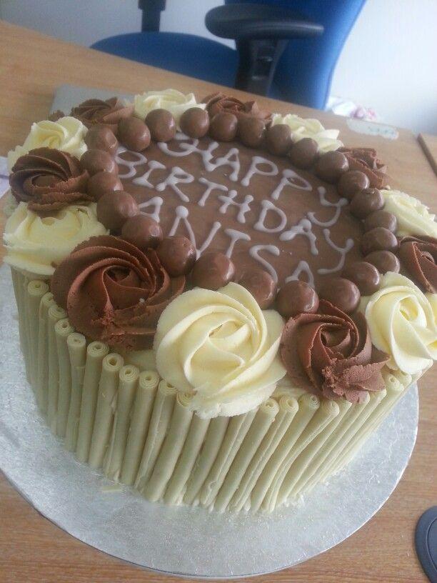 Cigerello cake