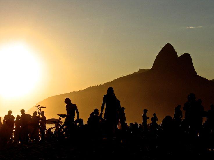 H280 x W370 Rio silhouette / @eduardoxavierph