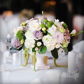 Hochzeitsfloristik & Blumendekoration   WEDDstyle