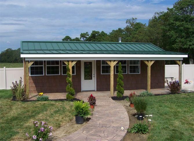 Pole Barn House Plans