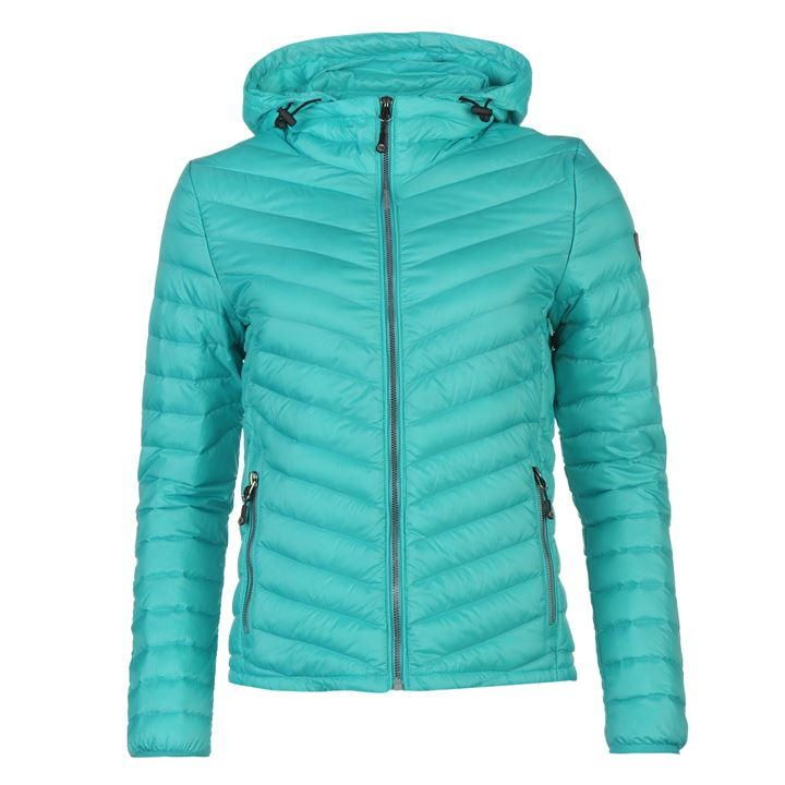 Karrimor | Karrimor 4 in 1 Down Jacket Ladies | Ladies Down Jackets
