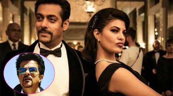 Jacqueline Fernandez replaces Anil Kapoor in Salman Khan's Race 3? #FansnStars
