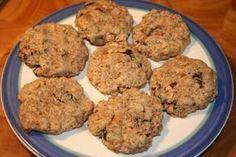 Oatmeal Raisin Cookies - Popular Daniel Fast cookie recipe that even the kids will love!