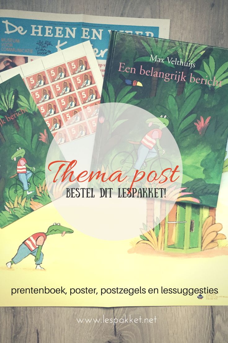 review: lespakket thema post