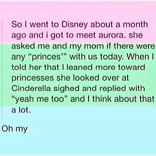 Totally shipping Aurora and Cinderella now