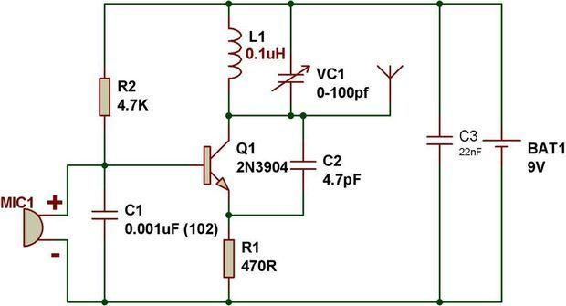 Picture Of Heat Up Your Soldering Iron In 2020 Fm Transmitters Electronic Schematics Diy Electronics