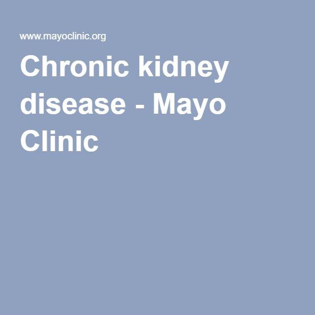 Chronic Kidney Disease and Keto?