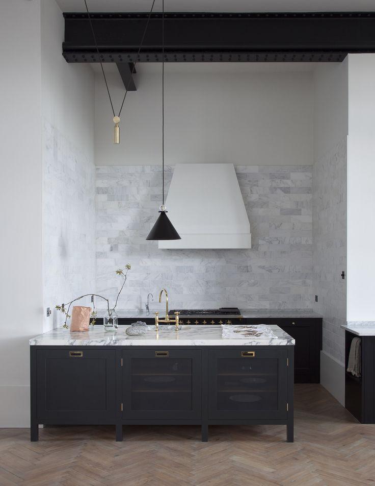 Plain English: Bespoke British Kitchen Design Comes to the US | Remodelista | Bloglovin'