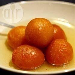 Indian Pistachio Balls (Gulab Jamun) @ allrecipes.com.au