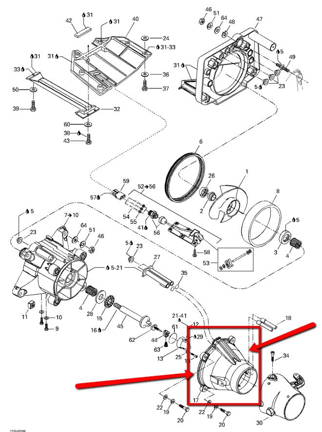 Sea Doo Jet Ski Parts Diagram | Wiring Diagram