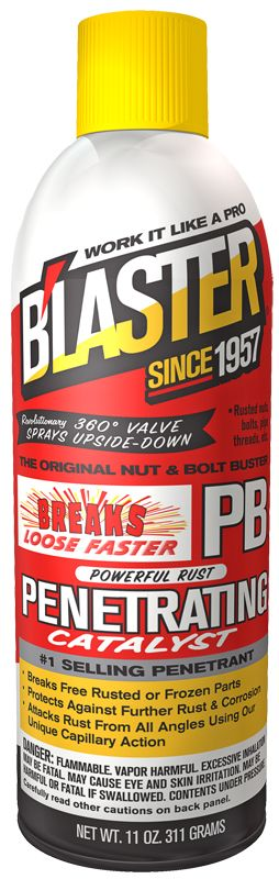 #carparts #autoparts PB Blaster Penetrating Catalyst 11 oz: Blaster PB penetrating catalyst is a powerful concentrated… #truckparts