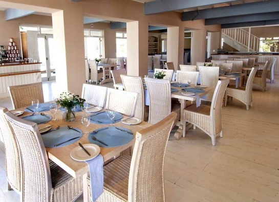 Restaurant at #dunes resort