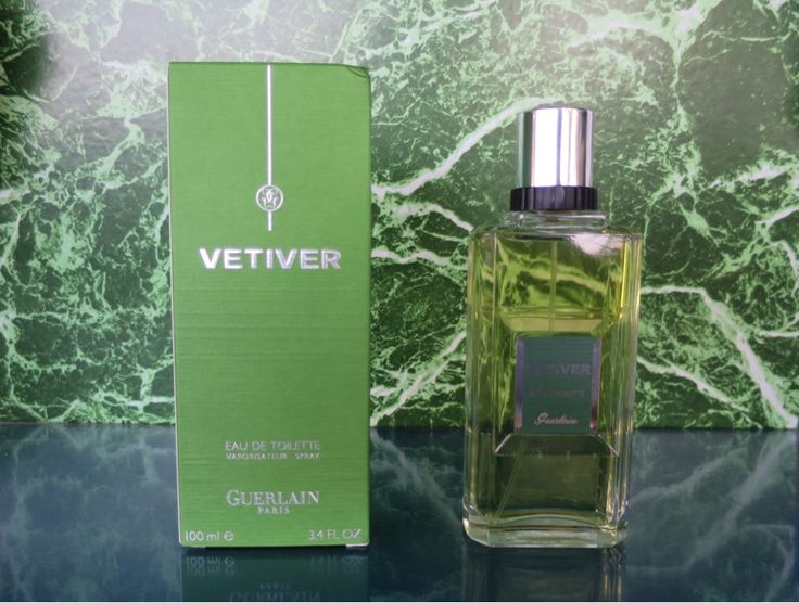 2.6 b Vetiver by Guerlain