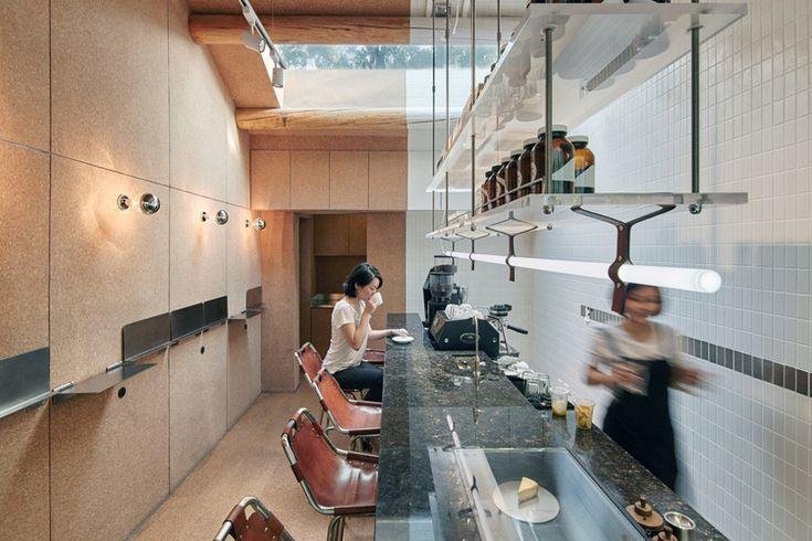 Big Small Coffee + B&B / Office AIO, © Eric Zhang - Yu Cheng
