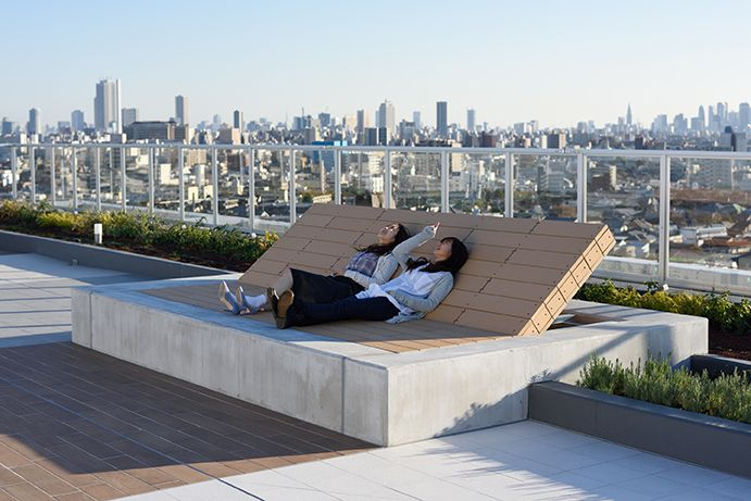 BRILLIA TOKIWADAI SORAIE RESIDENCE|WORKS|earthscape inc.,|アースケイプ
