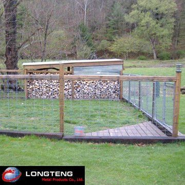 Welded Wire Mesh Panels In 6 Gauge Cattle Farm Fence Panel View Metal