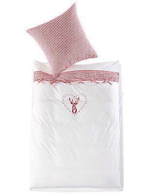 Linge de lit en percale