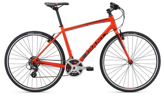 Giant Escape 3 Hybrid Bike 2018 Activesport Bicycle