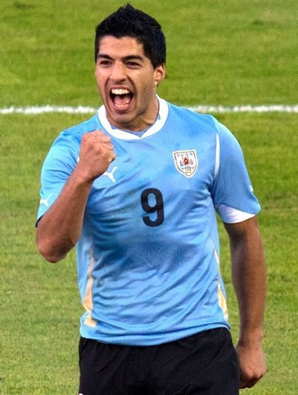 07. ST Luis Suarez – Barcelona & Uruguay Top 10 FIFA 15 Player Ratings | FIFA 15 Best Players:- http://www.sportyghost.com/top-10-fifa-15-player-ratings-fifa-15-best-players/