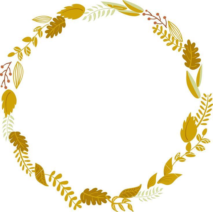 Floral Frame automne.  Fleurs Rétro Mignon Disposés Un Une forme de la couronne parfaite pour les invitations de mariage et d'anniversaire cartes Stock Image