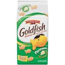 Pepperidge Farm Goldfish: Baked Parmesan Snack Crackers, 6.6 Oz (Goody bag)