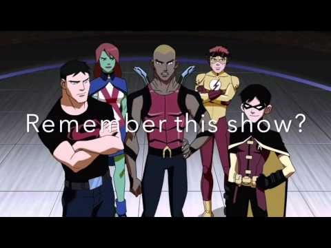 YOUNG JUSTICE SEASON 3 ANNOUNCEMENT!!! - YouTube < #renewyoungjustice  THIS…
