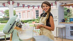 BBC One - The Great Comic Relief Bake Off, Series 2, Episode 2