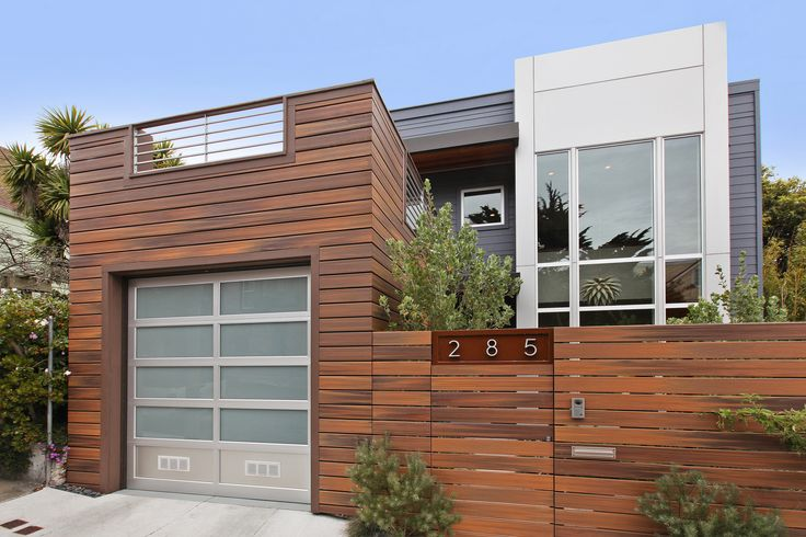 16 best fiberon composite cladding images on pinterest for Synthetic wood siding