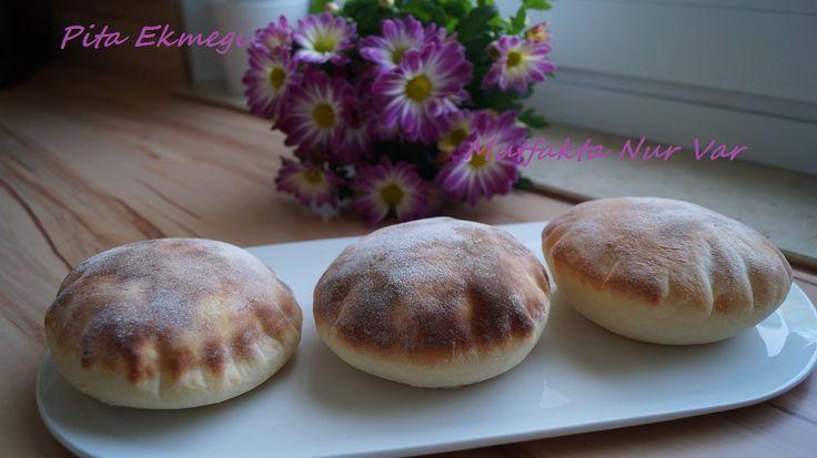 Pita Ekmegi Tarifi Döner Ekmeği