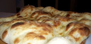 la pizza bianca