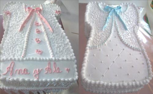 Pasteleria Cake Design Guatemala : Pasteles de bautizo - anali_pasteleria Girl baptism ...