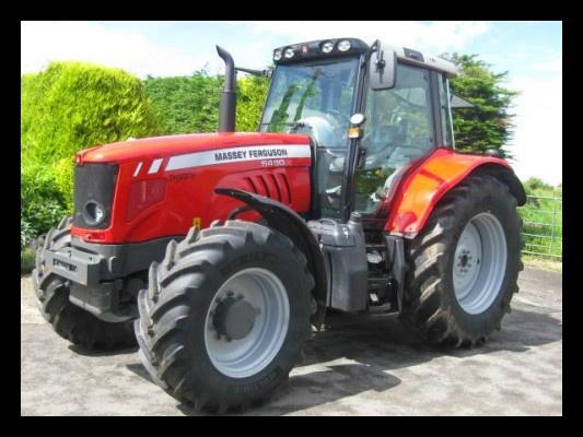 2448 Advertisements Of Massey Ferguson Farm Tractors