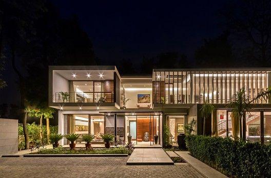 Gallery House,© Ranjan Sharma / Lightzone India