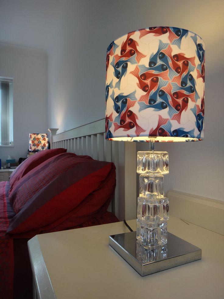 Bespoke design lampshades.