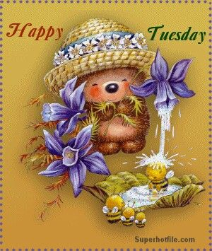Happy Tuesday...:)