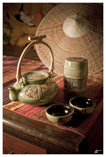 I really need my own Japanese tea set. I quite the admirer of tea.