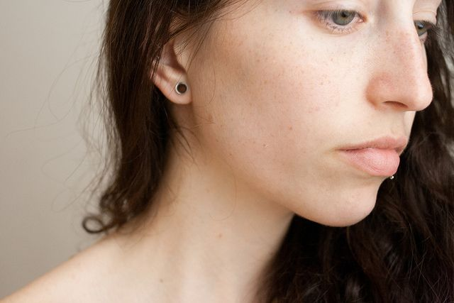 Girls with small Gauged Ears | Recent Photos The Commons Getty Collection Galleries World Map App ...