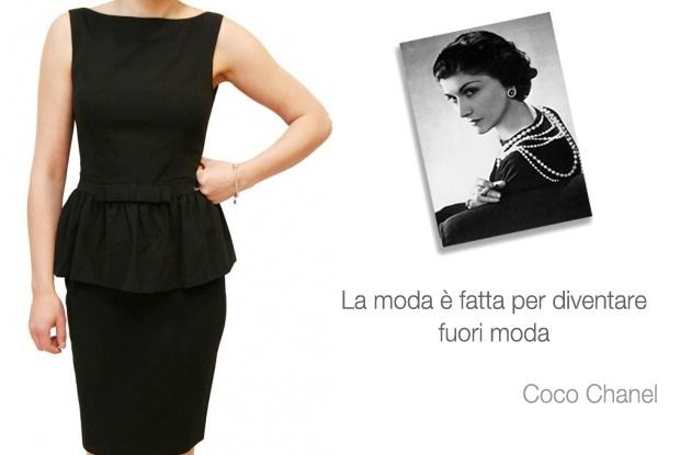 Coco #Chanel #moda #fashion  www.malagridabbigliamento.it
