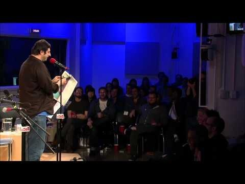 """You know how some people are referred to as """"success stories""""? That's what Eugene Mirman is."""
