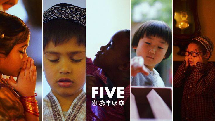 Five children, five faiths. How different are they, really?