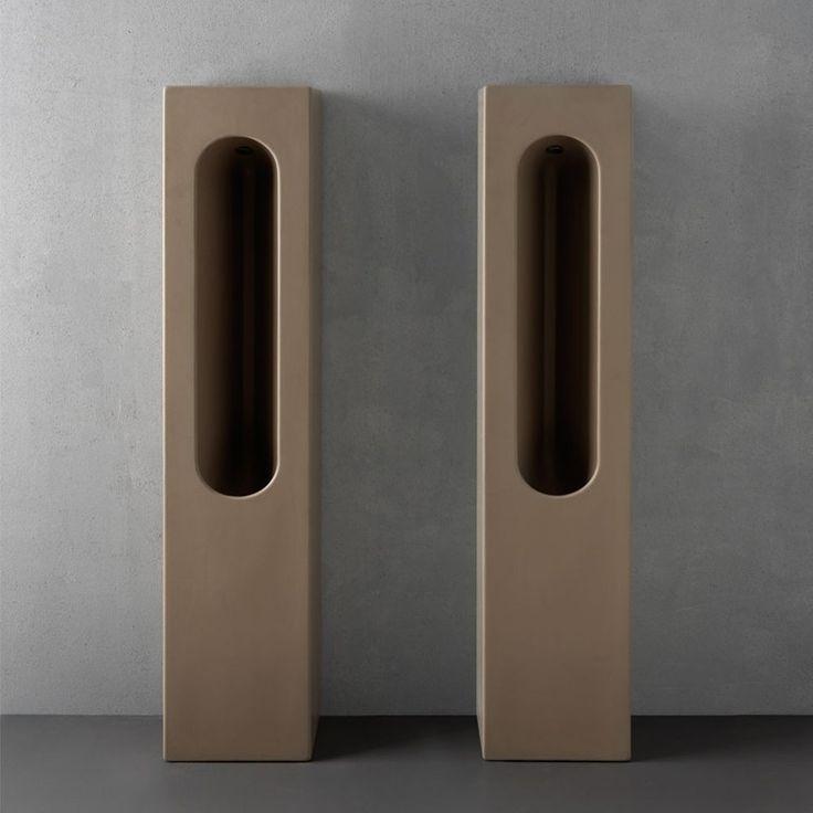 Ceramic Urinal SLOT Urinals Collection by Ceramica Cielo | design 5.5 designstudio
