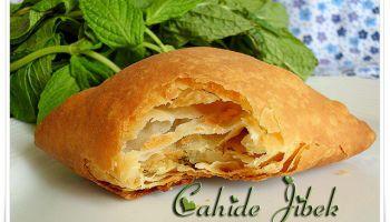 El Açımı Patatesli Zarf Böreği