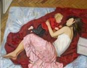 I love her artwork - Agatha Belaya